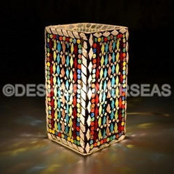 Mosaic Table Lamp