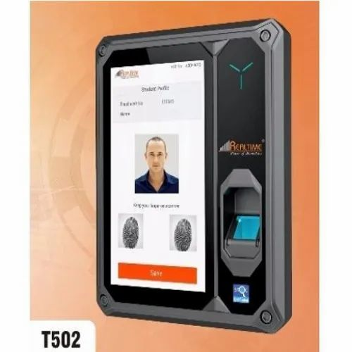 d9e37ba41cf Realtime T502 Aadhaar Based Biometric System at Rs 9500 /unit ...