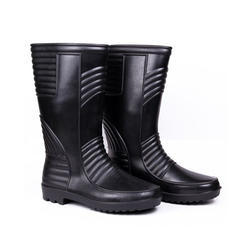 Welsafe Black Safety Gumboot
