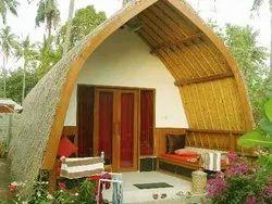 Bamboo House Construction Details Mumbai