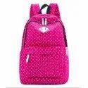 Polyester Stylish Kids School Bag, Capacity: 31 Liters
