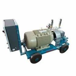 Boiler Tube Cleaning Pump