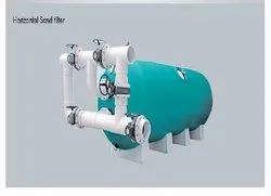 Swimming Pool Horizontal Sand Filters