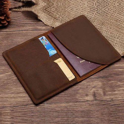 26de8beb42 Plain Leather Cardholder