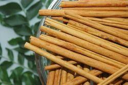 Dalchini, Cinnamomum Zeylanicum, 1/2, Packaging Type: Plastic Bag, Carton