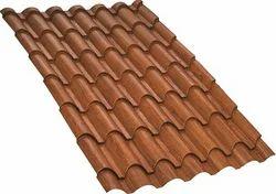 Teakwood Natura Eurotile Roofing Sheet