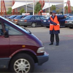 Unarmed Parking Security Services, in Pan India