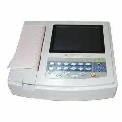KIRAN 12 ECG MACHINE, Digital, Automatic