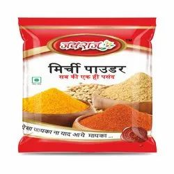 6 Months Jiaraj Chilli Powder, Packaging Size: 50g