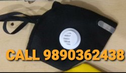 3 Layer Filter Mask With Nose Pin