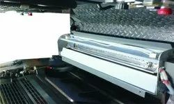 Inner Duct UV Curing Attachment with Offset Printing Press
