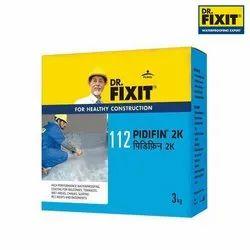 Pidilite Pidifin 2k Waterproofing Coating