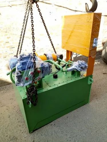 Mild Steel 15kw Hydraulic Power Pack for Industrial, 440V