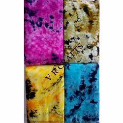 Rayon Tie Dye Print Fabric