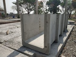 Precast Concrete U - Drains