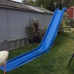 Tall Wavy Playground Slide