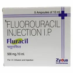 500 Mg Fluorouracil Injection