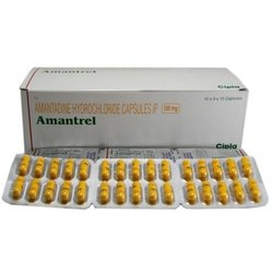 100mg Amantadine Hydrochloride Capsule