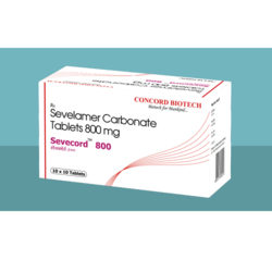 Sevecord 800mg Tablets