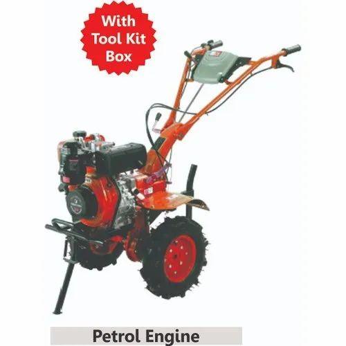 Petrol Cultivator Power Tiller
