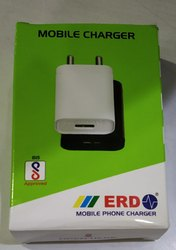 White Samsung Mobile Charger, For Mobile Charging