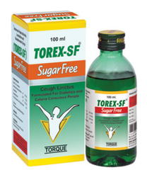 Torex-SF Cough Syrup, 100 ml