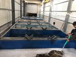 Dip Type Pre Treatment Plant