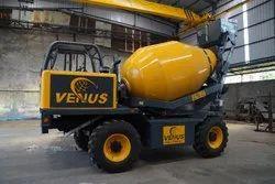 Venus makeSelf Loading concrete mixer