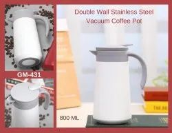 Steel Vacuum Coffee Pot