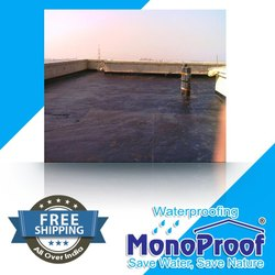 MonoProof BWP - Acrylic Polymer Bituminous Modified Elastomeric Waterproofing Membrane Coating 5 Kg