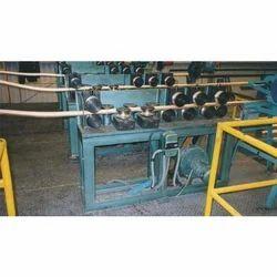 Rod Straightener Machine