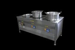Commercial Induction Multi Zone Cooking