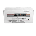 White Amaron Quanta 12v 65ah Battery
