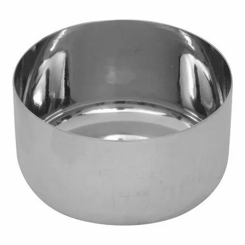 Vinod Round Stainless Steel Bowl, Size: 4 Inch