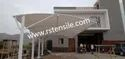 Outdoor Tensile Car Parking Structure