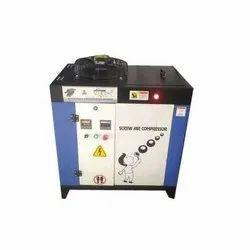 5 HP Screw Air Compressor