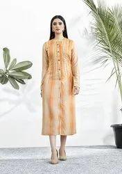 Pr Fashion Launched Designer Readymade Digital Printed Kurti