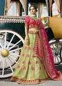 Embroidery Work Lehenga Choli
