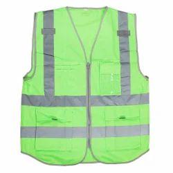 Reflective Mens Safety Jacket
