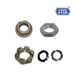 Pinion Nut and Axle Nut