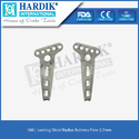 Locking Distal Radius Buttress Plate 2.7mm