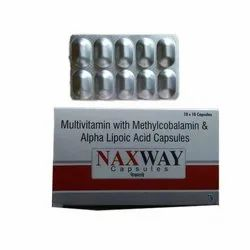 Multivitamin With Methylcobalamin And Alpha Lipoic Acid Capsules