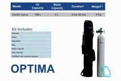 Optima Portable Oxygen Cylinder