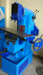 C Type Vertical Milling Machines