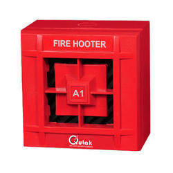 Mild Steel Fire Alarm Hooter, for School