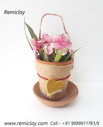 Terracotta Hanging Pot
