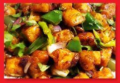 Gobi Chilli Food