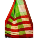 Casual Wear Tangail Saree, 5.5 M (separate Blouse Piece)