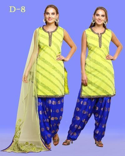 69815001f7 Cotton Ladies Punjabi Suits, Rs 2490 /piece, Dot Exports   ID ...