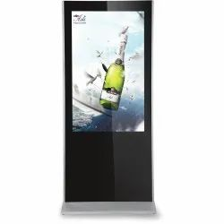 LED Advertising Stand